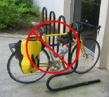Сварные велопарковки