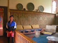 В ханском дворце