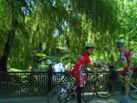 В парке в Симферополе