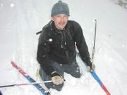 Без лыж глубоковато